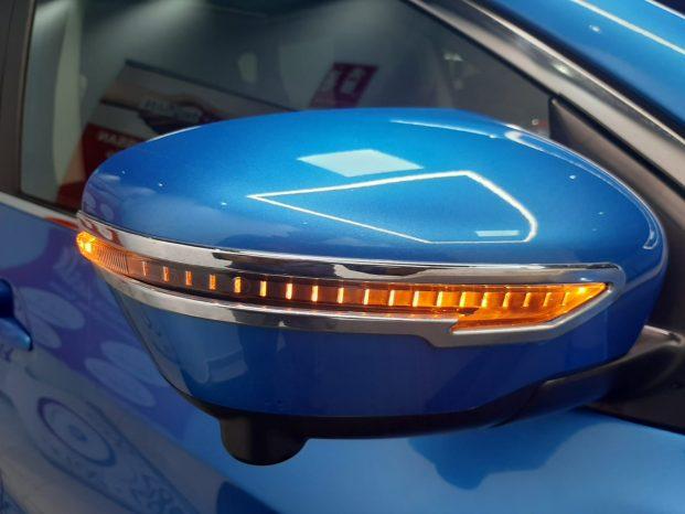 Nissan Qashqai N-Connecta 115 CV Azul Vivid full