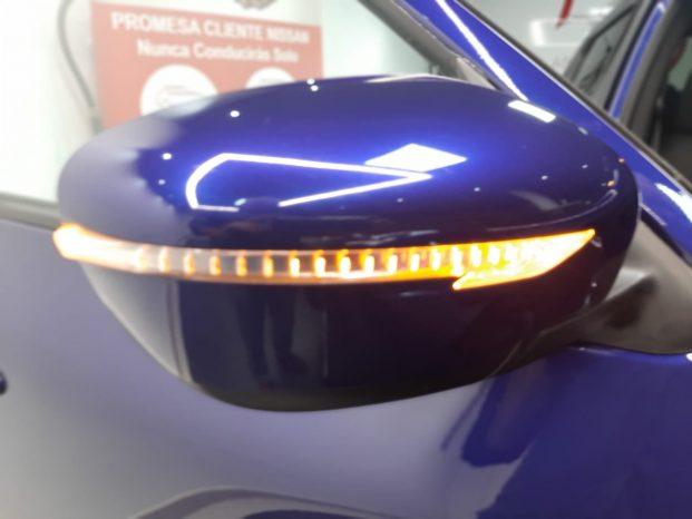 Nissan JUKE N-Connecta 115 CV Azul Ultramar full