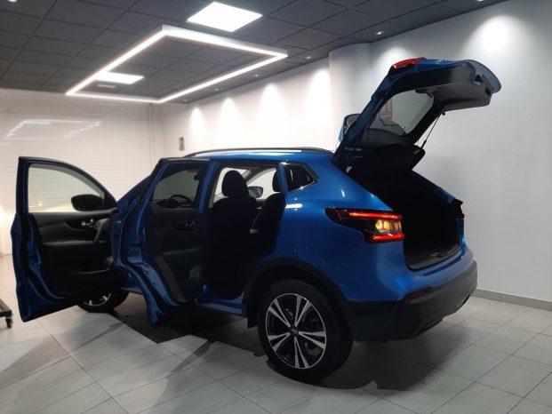 Nissan QASHQAI N-Style DIG-T 140 CV Azul Vivid full