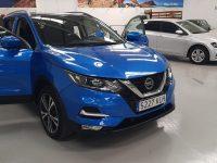Nissan Qashqai N-Connecta 110 CV Azul Vivid