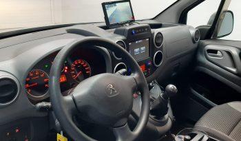 Peugeot Partner Tepee 1.6 Plata full