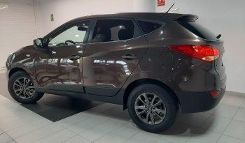 Hyundai IX35 1.7 CRDi Marrón full