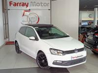 Volkswagen Polo 1.2 TSI Bluemotion 3p Blanco